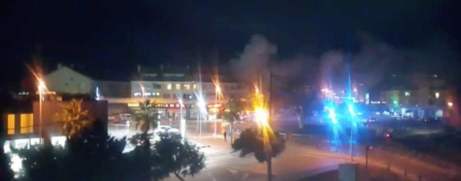 Fire Brings Panic to Restaurant Diners in Javea Late Monday Evening: Articles   Fire Brings Panic to Restaurant Diners in Javea Late Monday Evening