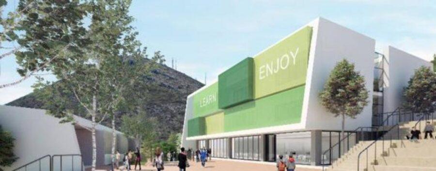 New 6th Form Buildings For Lady Elizabeth School: Articles | New 6th Form Buildings For Lady Elizabeth School